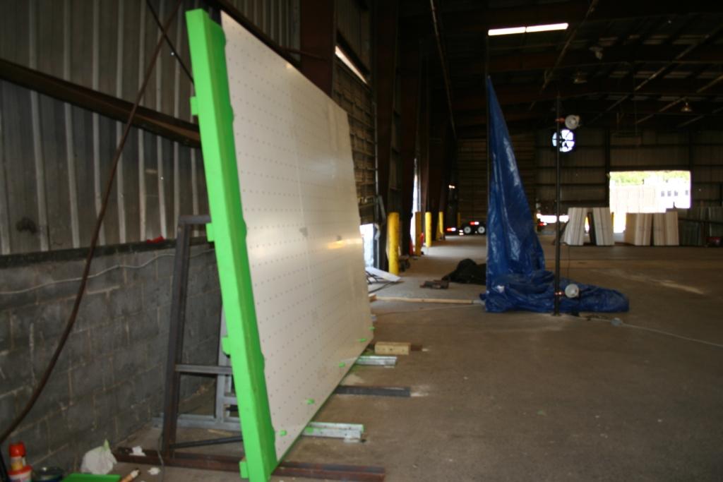 Actual Fabricator A-frame